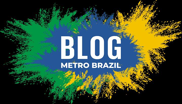 metro brazil blog logo