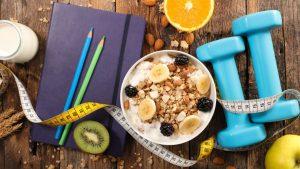 diet vs nutritional program
