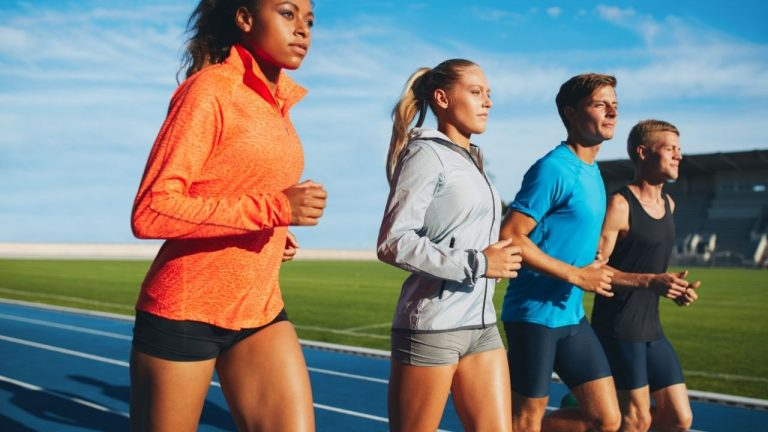 Fitness exercises for beginners