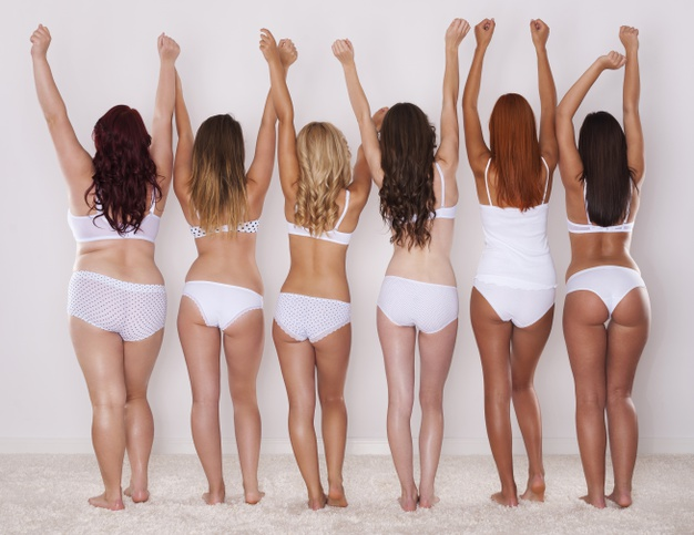 Best lingerie for your body type