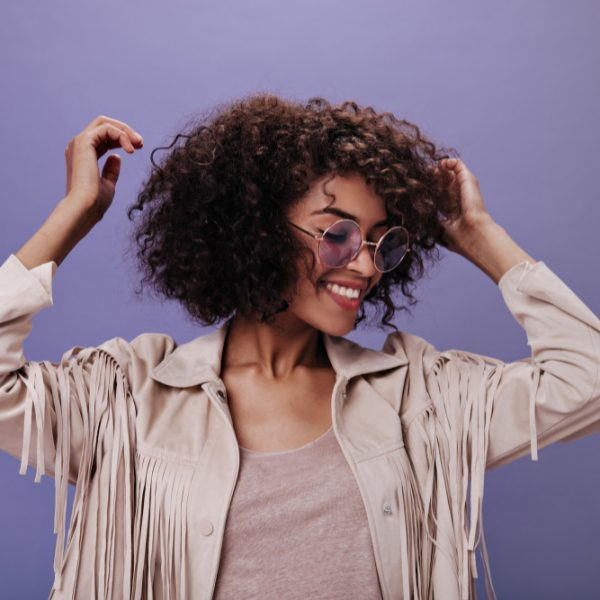 How to keep your curly bangs looking fantastic 24/7